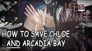 Download How to save Chloe and Arcadia Bay - LIFE IS STRANGE Video