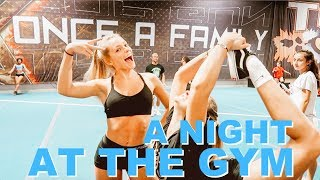 Download TARGET TRIP & A NIGHT AT THE GYM Video