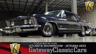 Download 1963 Buick Riviera Gateway Classic Cars of Atlanta #968 Video