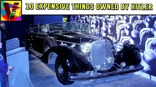 Download 10 Expensive Things Previously Owned By Adolf Hitler Video