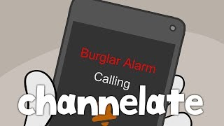 Download Explosm Presents: Channelate - Robbed Video