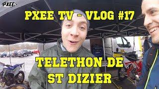 Download PXEE TV VLOG #17 : TELETHON DE ST DIZIER (NO MUSIC) Video