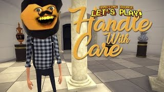 Download Annoying Orange Plays - Handle With Care Video