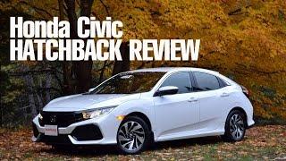 Download 2017 Honda Civic Hatchback Review Video