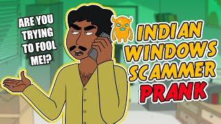 Download Indian Windows Scammer Prank - Ownage Pranks Video