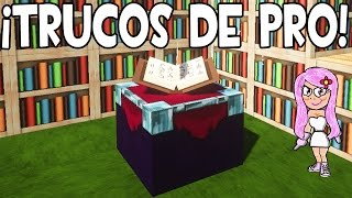 Download TRUCOS DE ENCANTAMIENTOS EN MINECRAFT | CURIOSIDADES DE MINECRAFT Video
