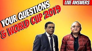 Download LIVE Q&A | World Cup 2019 Video