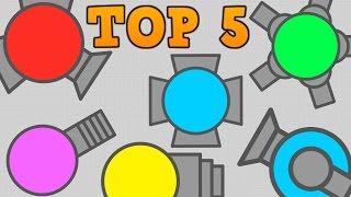 Download DIEP.IO TOP 5 UNDERRATED TANKS!! // Epic Diep.io Gameplay (Diepio) Video
