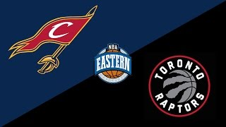 Download 2017 NBA Playoffs Preview: Cleveland Cavaliers/Toronto Raptors Video