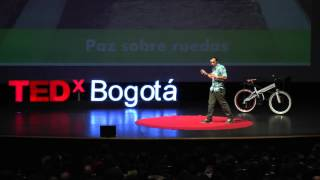 Download Paz a la calle: Cesar Salamanca at TEDxBogota Video