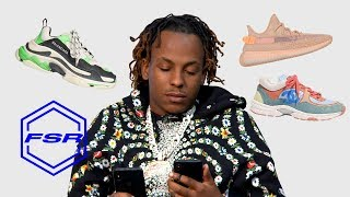Download Rich the Kid Makes Emergency Call to the Sneaker Plug | Full Size Run Video