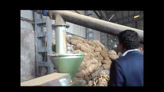 Download Rice Husk Briquette Machine Video