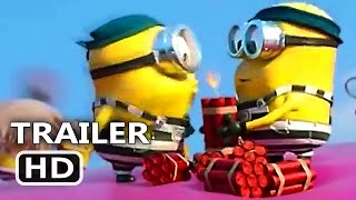Download DЕSPІCАBLЕ MЕ 3 Dynamite Versus Minions Tv Spot Trailer (2017) New Animation Movie HD Video