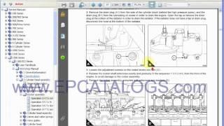 Download Perkins engine repair manuals Video
