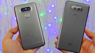 Download LG V20 vs LG G5 - Which Should You Buy? (4K) Video