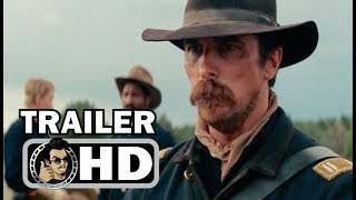 Download HOSTILES Official Trailer 2 (2017) Christian Bale Western Drama Movie HD Video