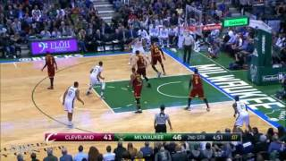 Download LeBron James Defense On Giannis Antetokounmpo, November 29, 2016 Video