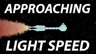 Download Interstellar Travel: Approaching Light Speed Video