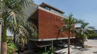 Download The Making of Brick Curtain House with Watermark Video
