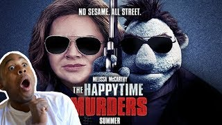 Download The Happytime Murders   Official Restricted Trailer REACTION! Video