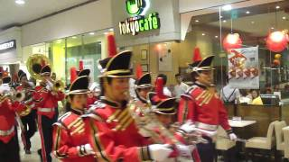 Download 96 Band during the Grand Mascot day at SM North Edsa Part 2 Video