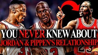 Download 6 Facts That You DID NOT Know About Michael Jordan And Scottie Pippen's RELATIONSHIP? Video