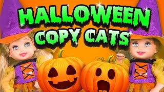 Download Barbie - Halloween Copy Cats | Ep.132 Video