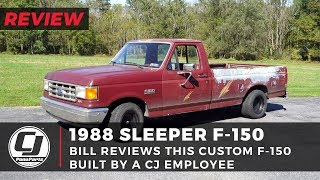 Download Custom Ford F-150 Sleeper Truck Review: Bill has never seen anything like this... Video