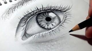 Download Comment dessiner des yeux facilement? [Tutoriel] Video