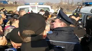 Download Sukob radnika Željezare i policije Video