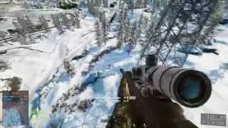 Download Battlefield 4: Sniper Montage ″Deathwalker″ By GaMeR DoMinik Video