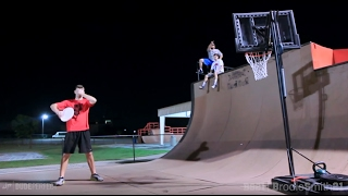 Download Epic Trick Shot Battle 2 | Dude Perfect vs. Brodie Smith Video