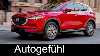 Download All-new Mazda CX-5 reveal world premiere Exterior/Interior neu 2018/2017 - Autogefühl Video