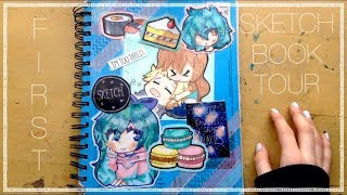Download ☆FIRST SKETCHBOOK TOUR☆// 10,000 Subscriber Special Video
