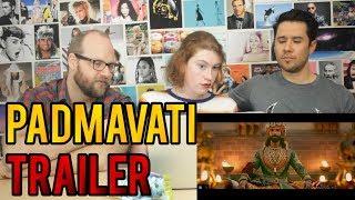 Download PADMAVATI Trailer - REACTION!! Video
