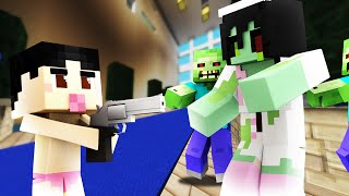Download Minecraft - WHO'S YOUR DADDY? - BABY BLOWS UP ZOMBIE HOSPITAL! Video