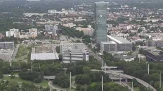 Download Munich Timelapse From Above Video