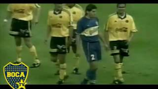 Download América (México) 3 - Boca 1 / Semifinal (VUELTA) / Copa Libertadores 2000 Video