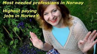 Download Most needed professions in Norway until 2030. Highest Paying Jobs in Norway Video