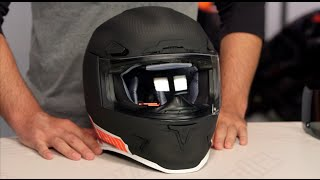 Download ICON Airframe Pro Flashbang Helmet Review at RevZilla Video