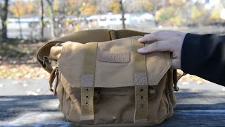 Download DSLR/Mirrorless Shoulder Camera Bag Review (Esddi) Video