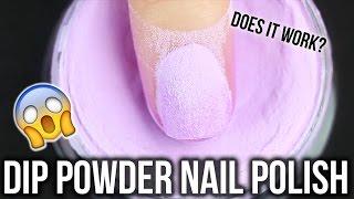 Download Dip Powder Nail Polish Tutorial || KELLI MARISSA Video