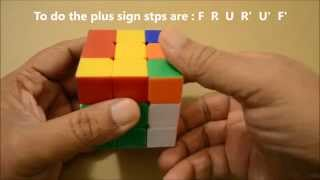Download Rubik's cube 3rd Row Easy way (Hindi) Video