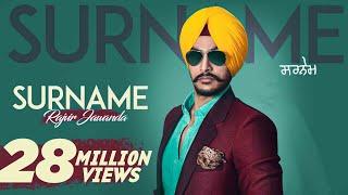 Download New Punjabi Songs 2016 | Surname | Rajvir Jawanda Ft. MixSingh | Latest Punjabi Songs 2016 Video