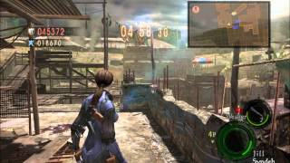 Download Resident Evil 5 PC - Versus - Team Survivors - Public Assembly - stupid thanks spammer Video