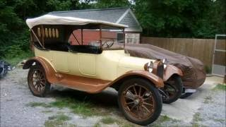 Download 1916 Dodge Brothers - First Start - July 4 2016 Video