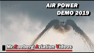 Download AIRPOWER DEMO 2019, Volkel Openday Video