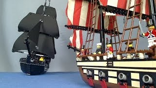 Download LEGO Pirate Sea Battle - LEGO Police Chase Part 3 Video
