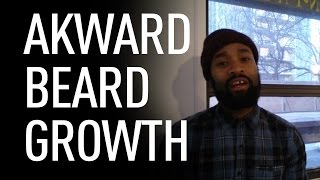 Download In-between stage of beard growth | Joel L Daniels Video