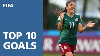 Download TOP 10 GOALS - FIFA U20'S WOMEN'S WORLD CUP 2018 Video